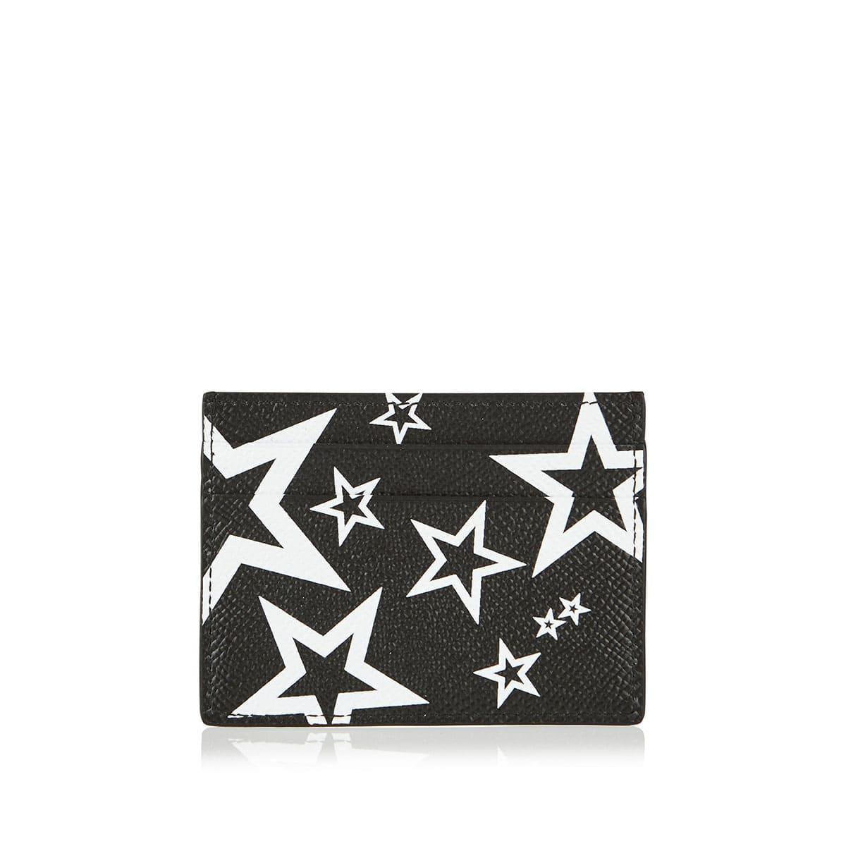 Millennials Star printed card case