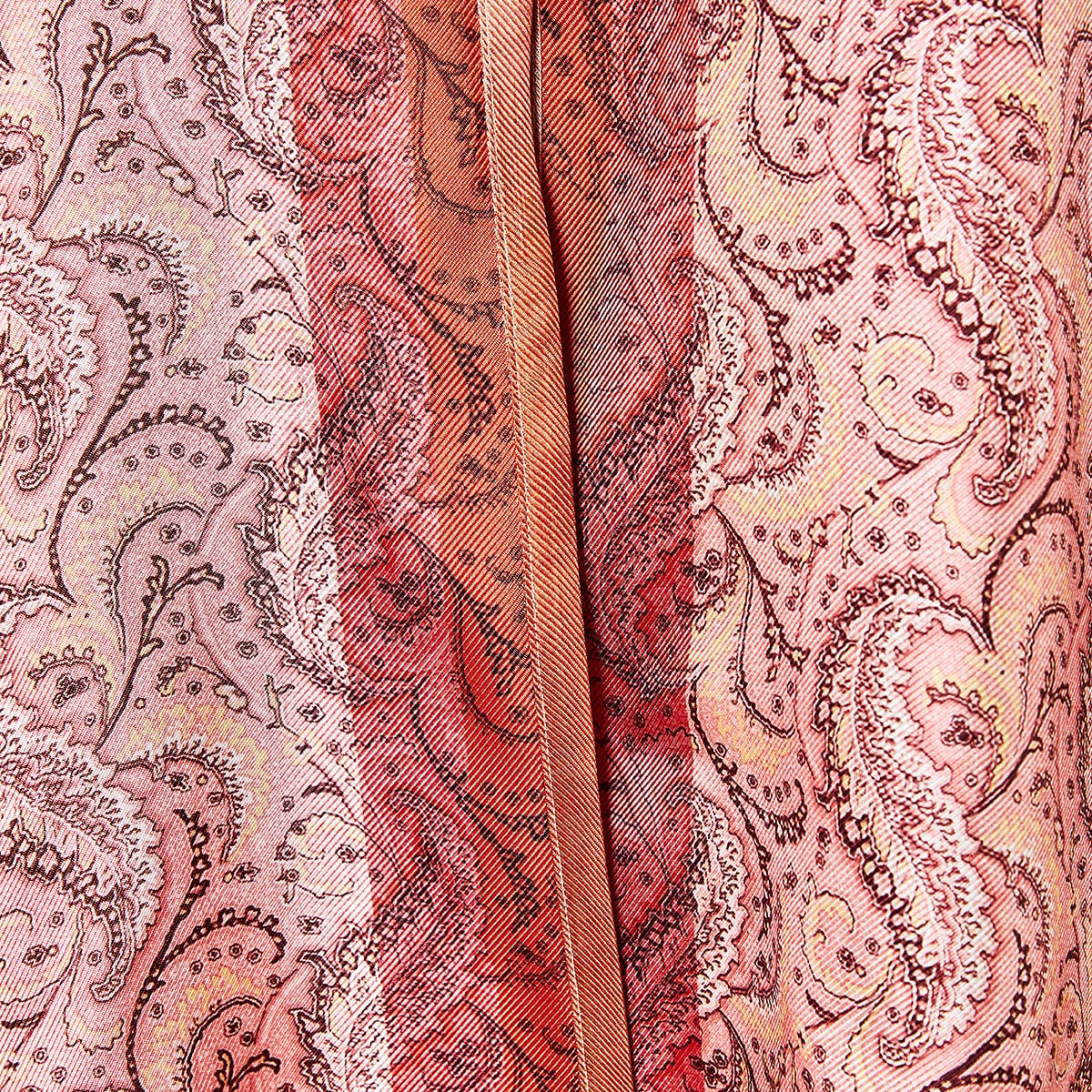 Paisley jacquard kimono jacket