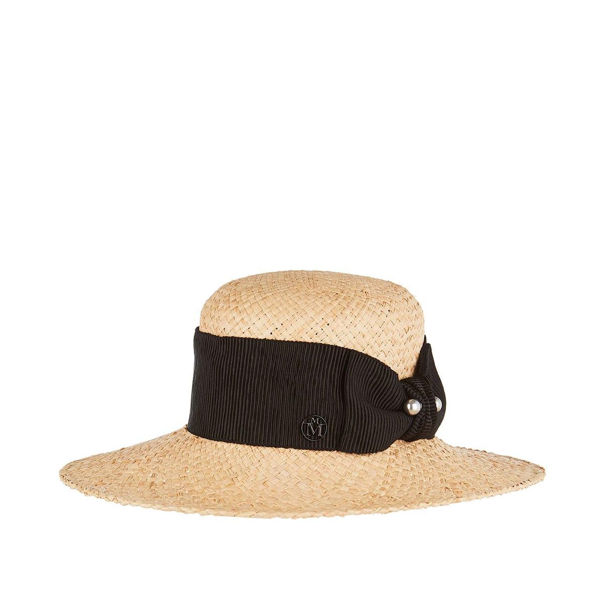 New Kendall raffia hat