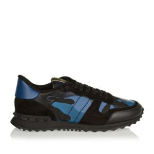 Camouflage Rockrunner sneakers