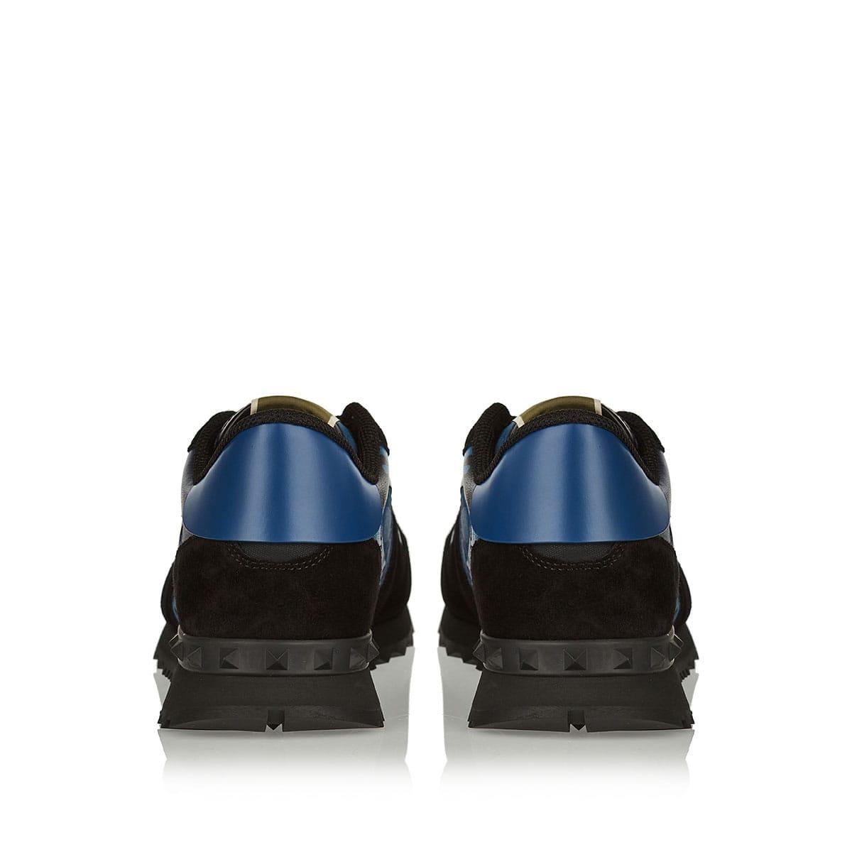 Camouflage Rockrunner sneakers