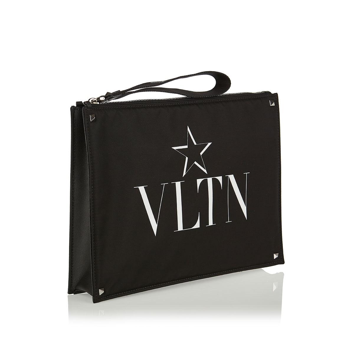 VLTN Star nylon pouch