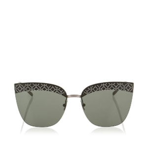Studded metal sunglasses