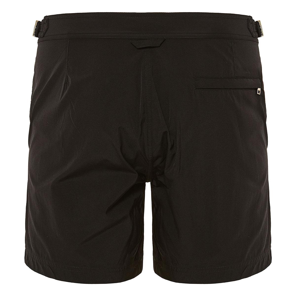 Dragon patch swim shorts