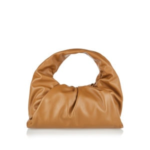 The Shoulder Pouch leather bag