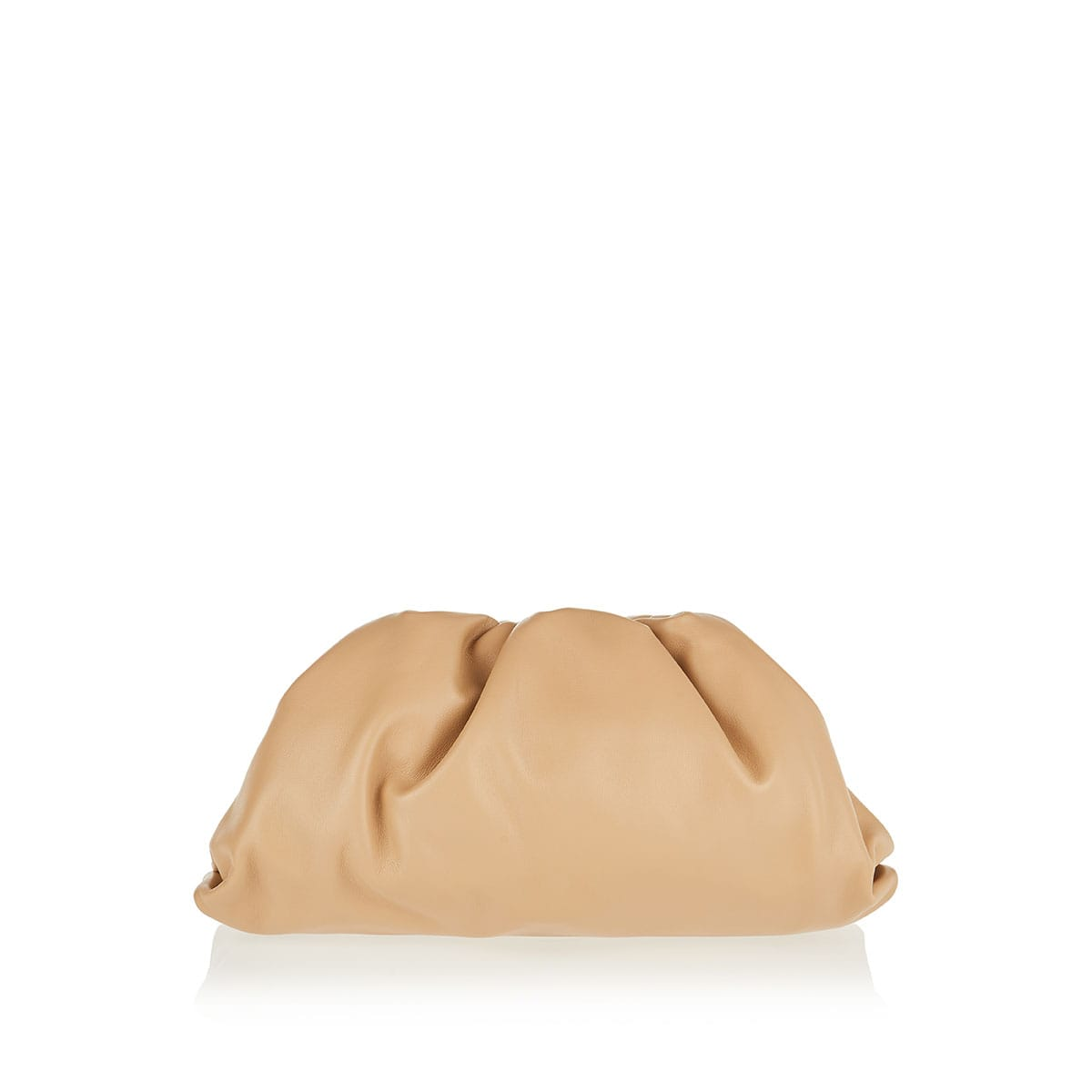The Pouch large leather clutch