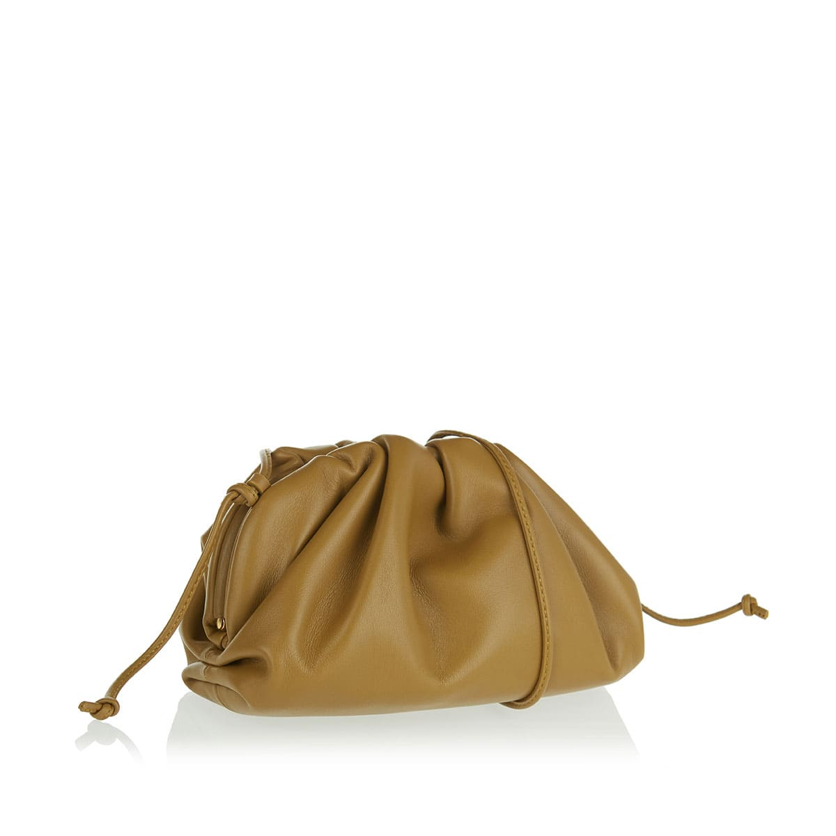 The Pouch 20 leather clutch