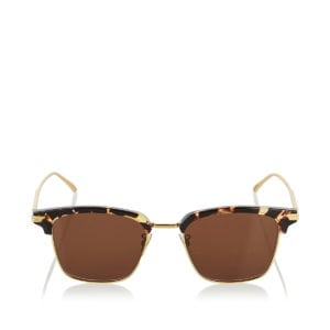 Clubmaster metal and acetate sunglassesClubmaster metal and acetate sunglasses