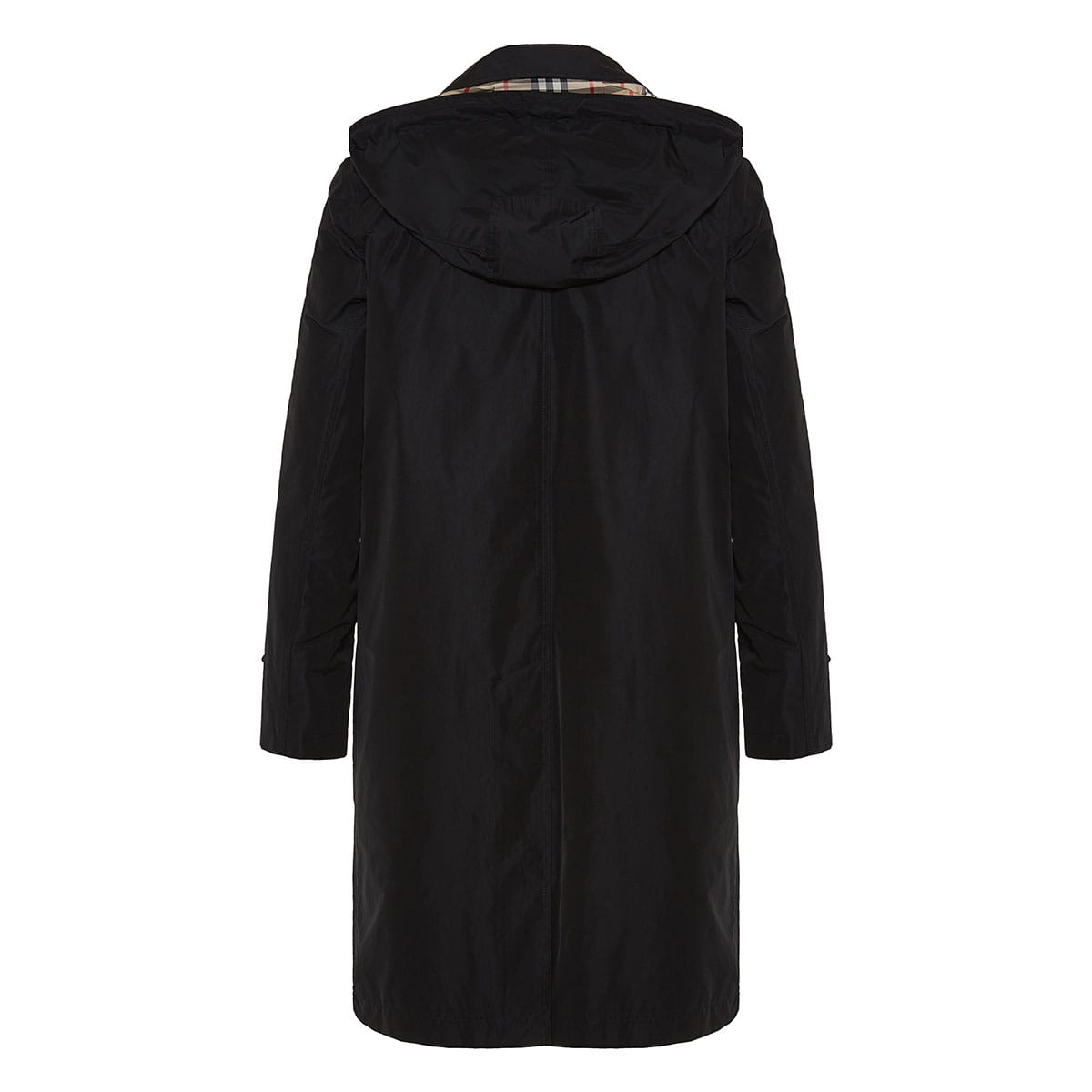 Taffeta car coat