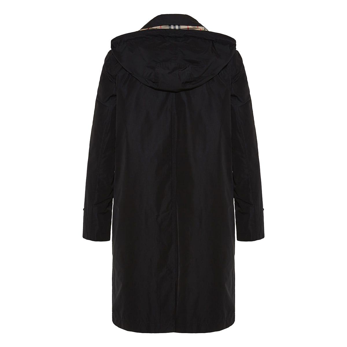 Taffeta car coat