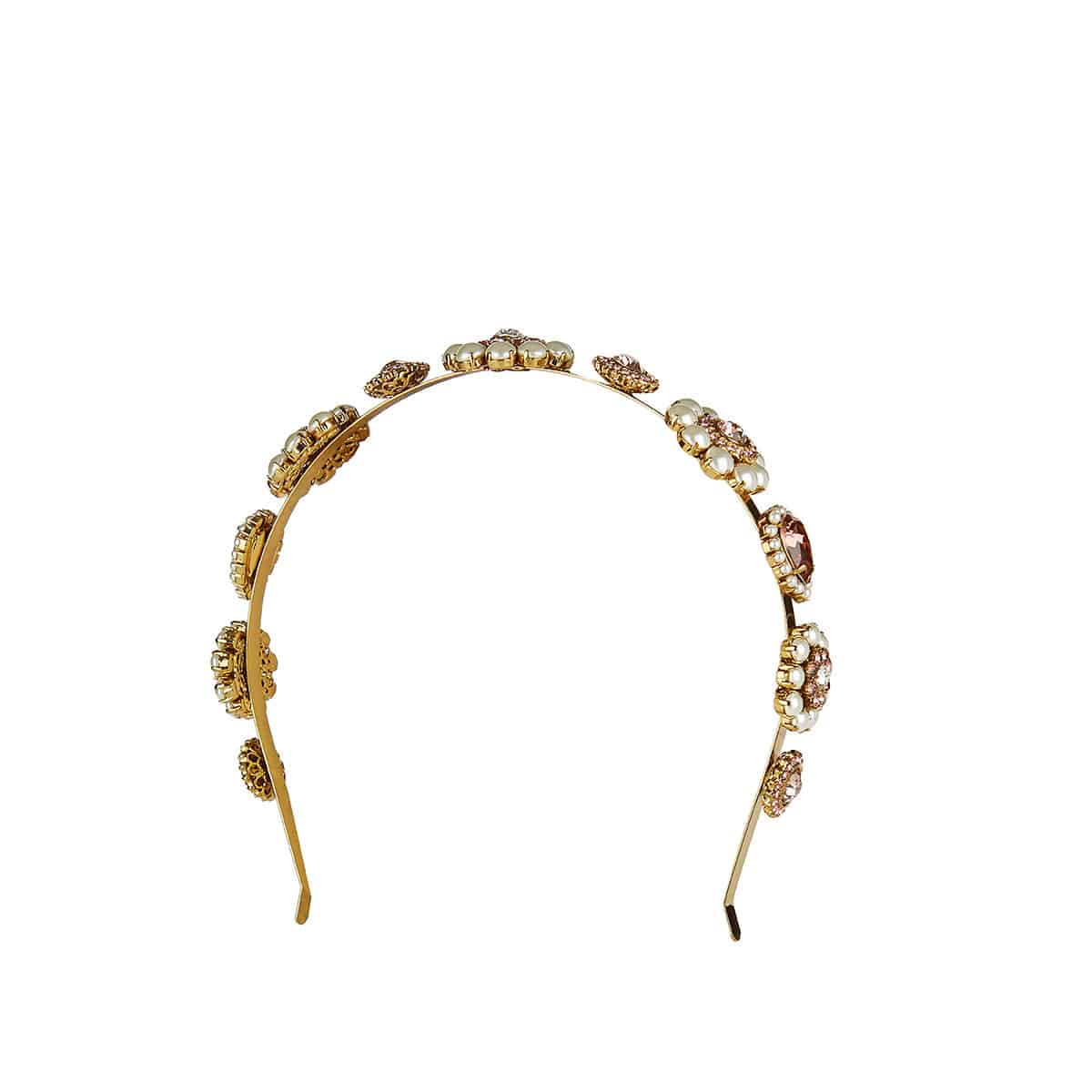Embellished jeweled headband