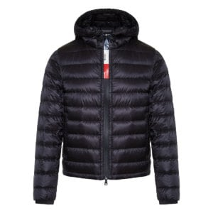 Rook down quilted jacket