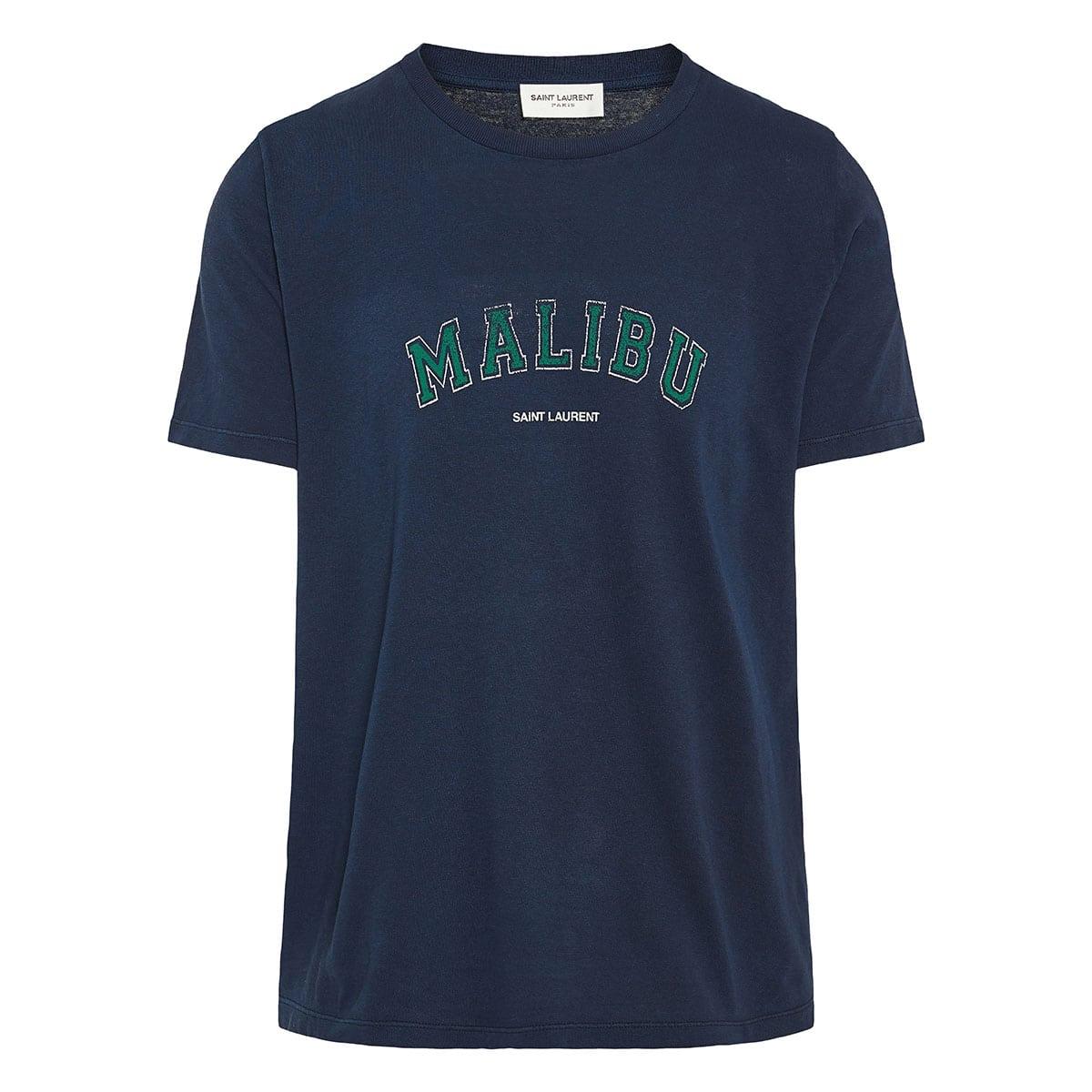 Malibu logo t-shirt