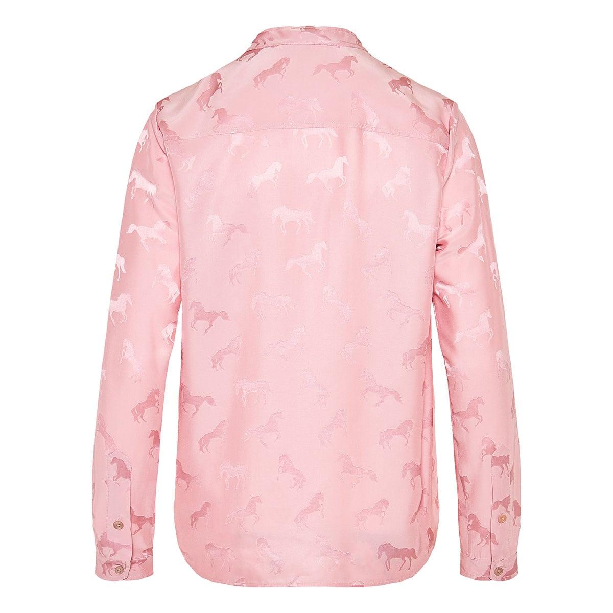 Eva Horse jacquard shirt