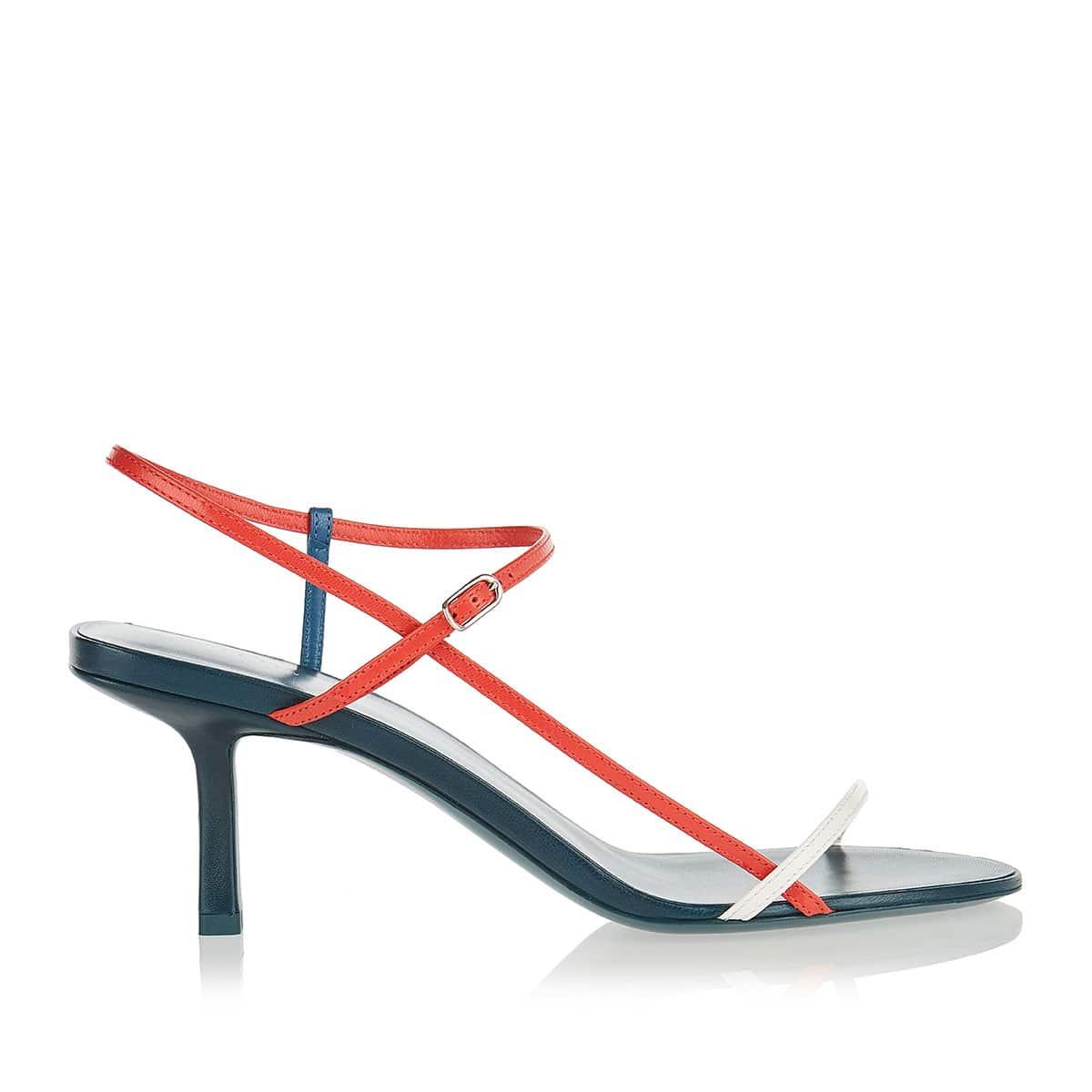 Bare 65 color-block sandals