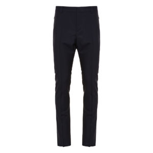 Mohair tailored trousers