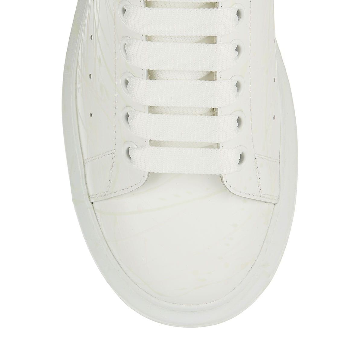 Glow in the dark oversized sneakers