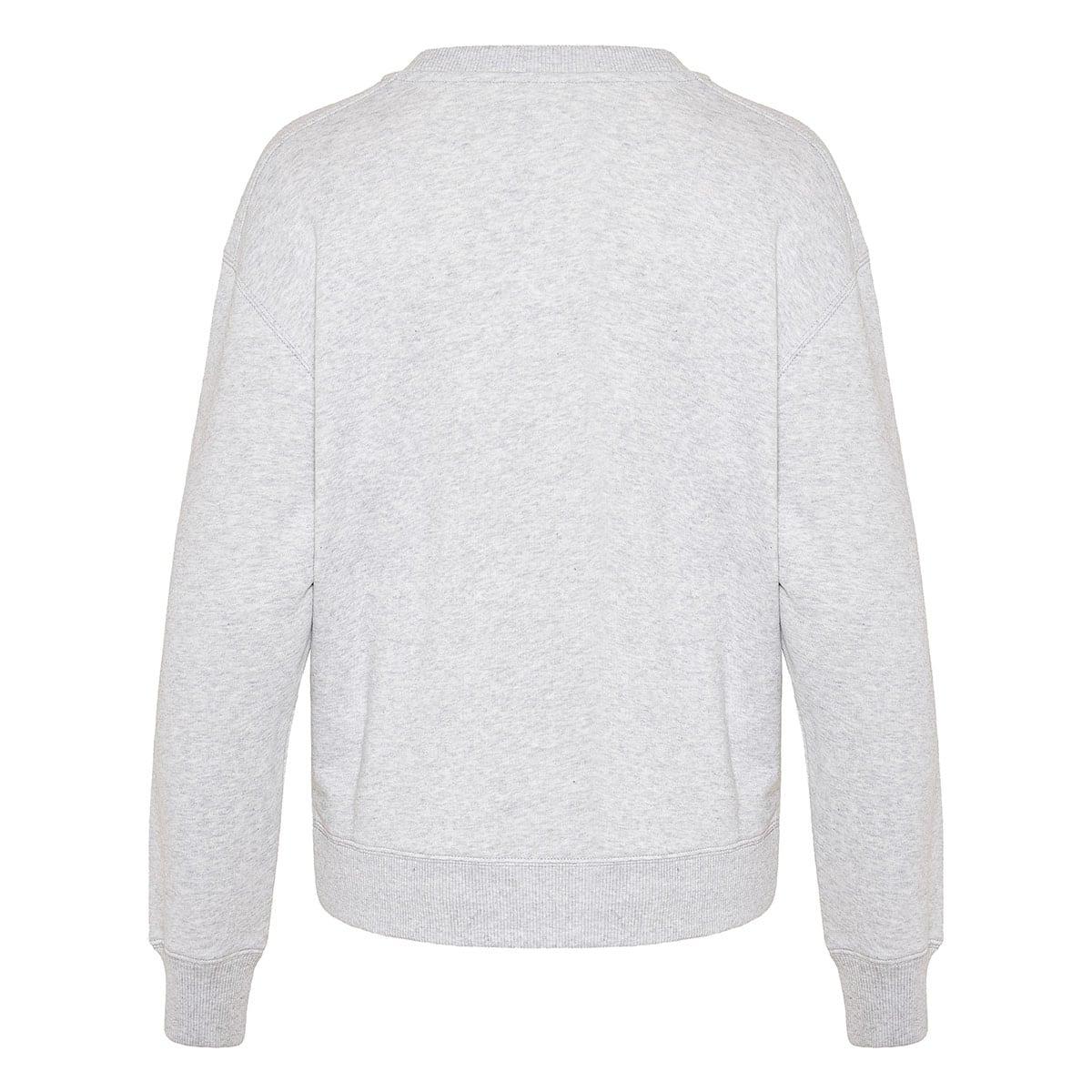Femininity logo oversized sweatshirt