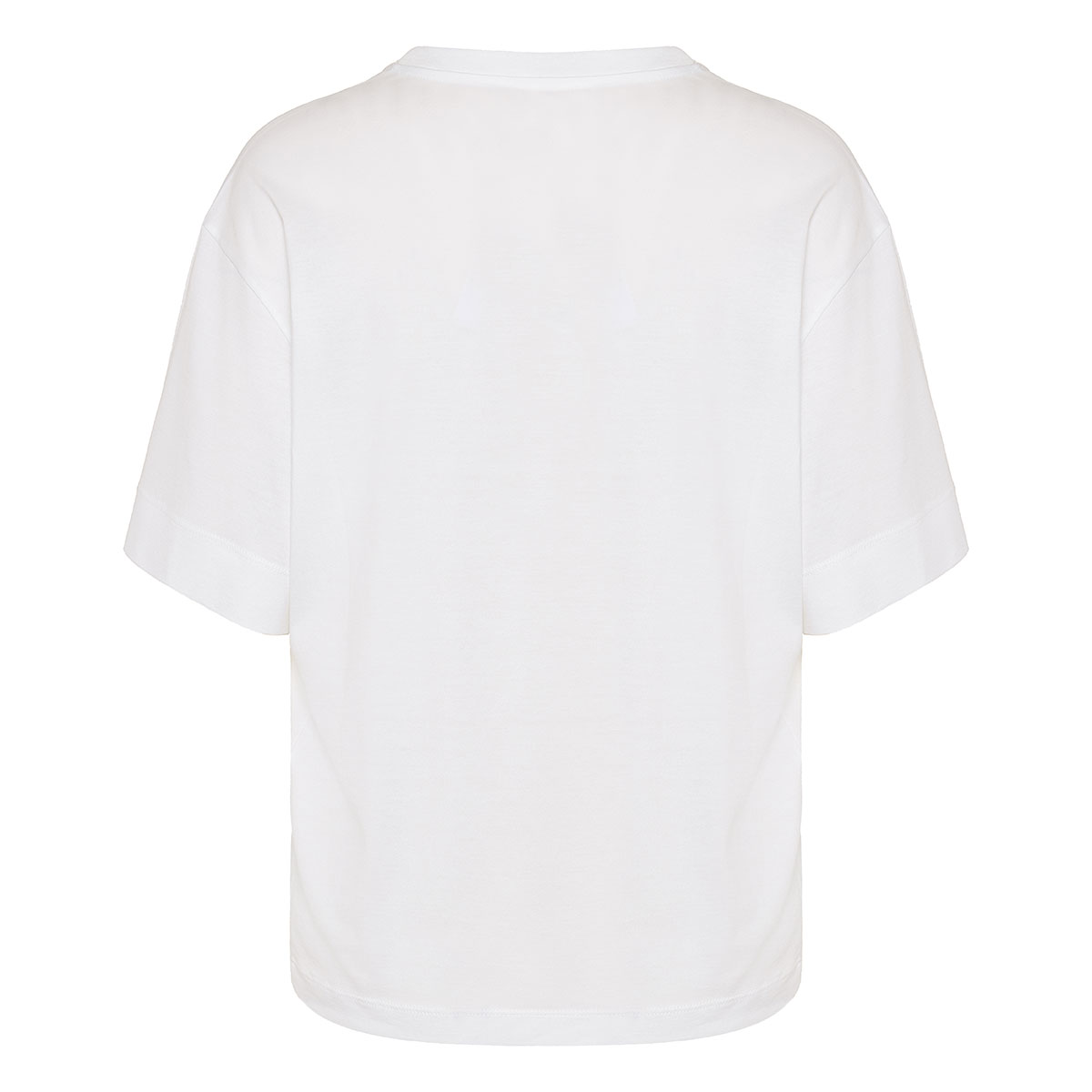 Femininity logo oversized t-shirt