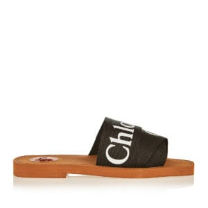 Woody canvas slides