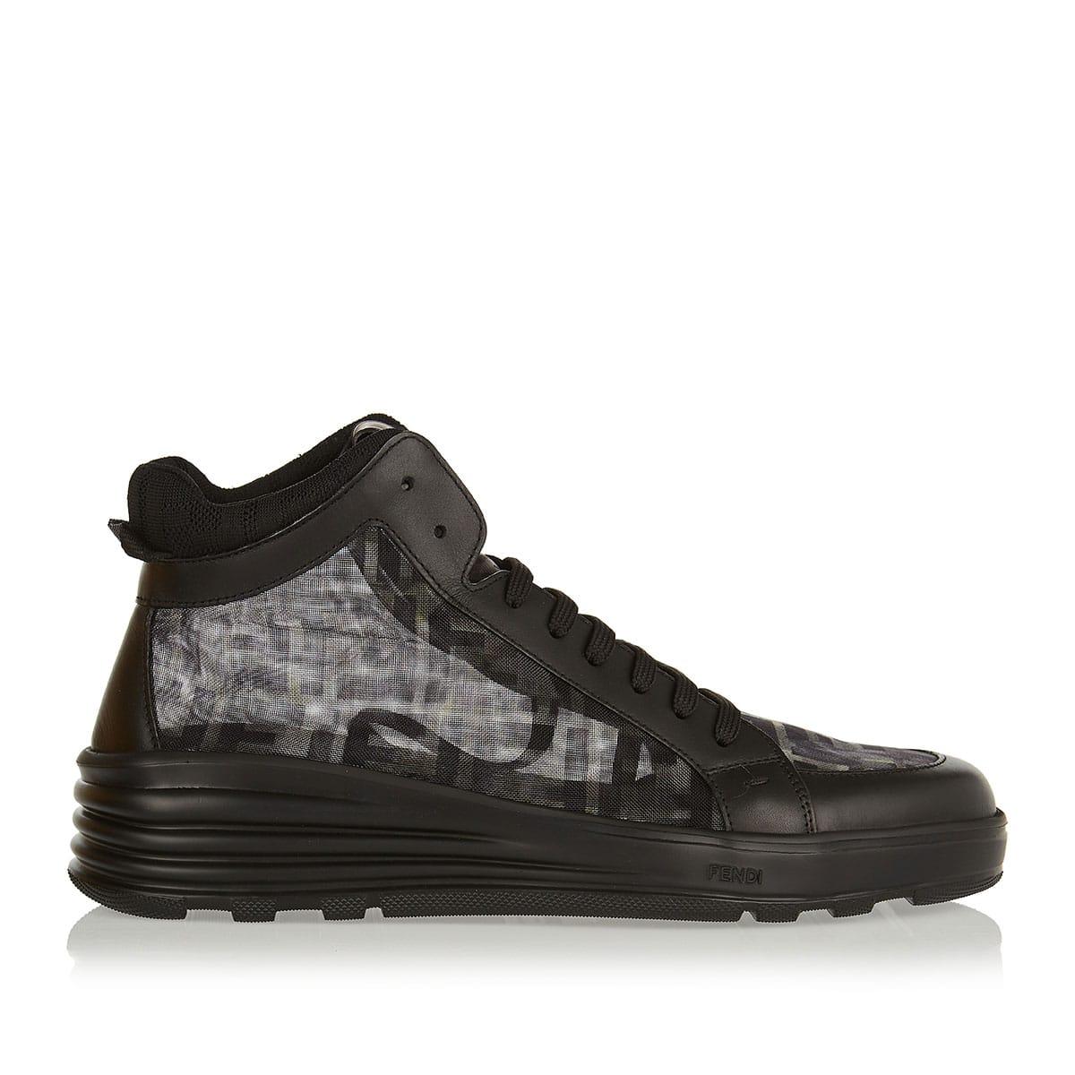 FF tech-mesh sneakers