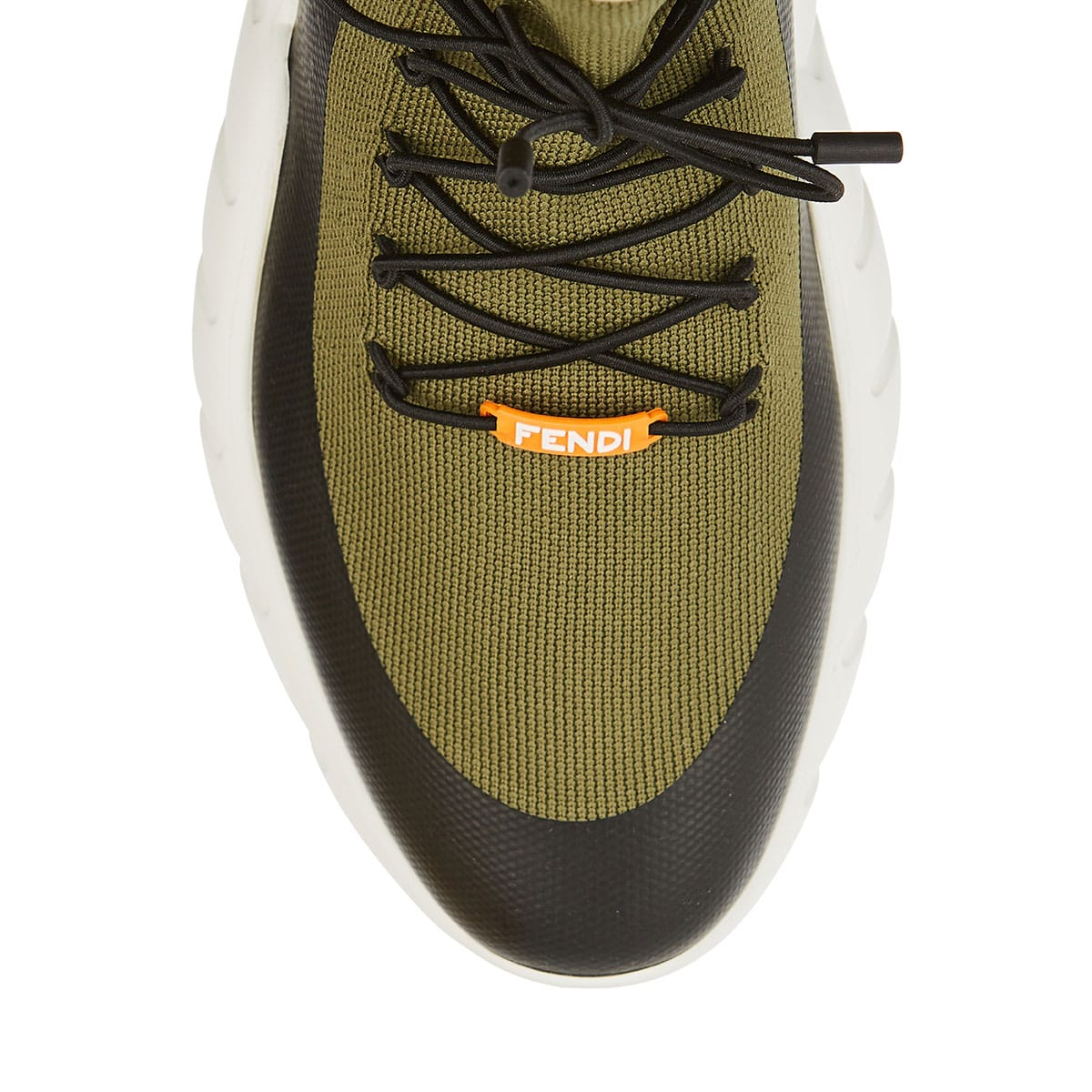 FF technical-mesh sneakers