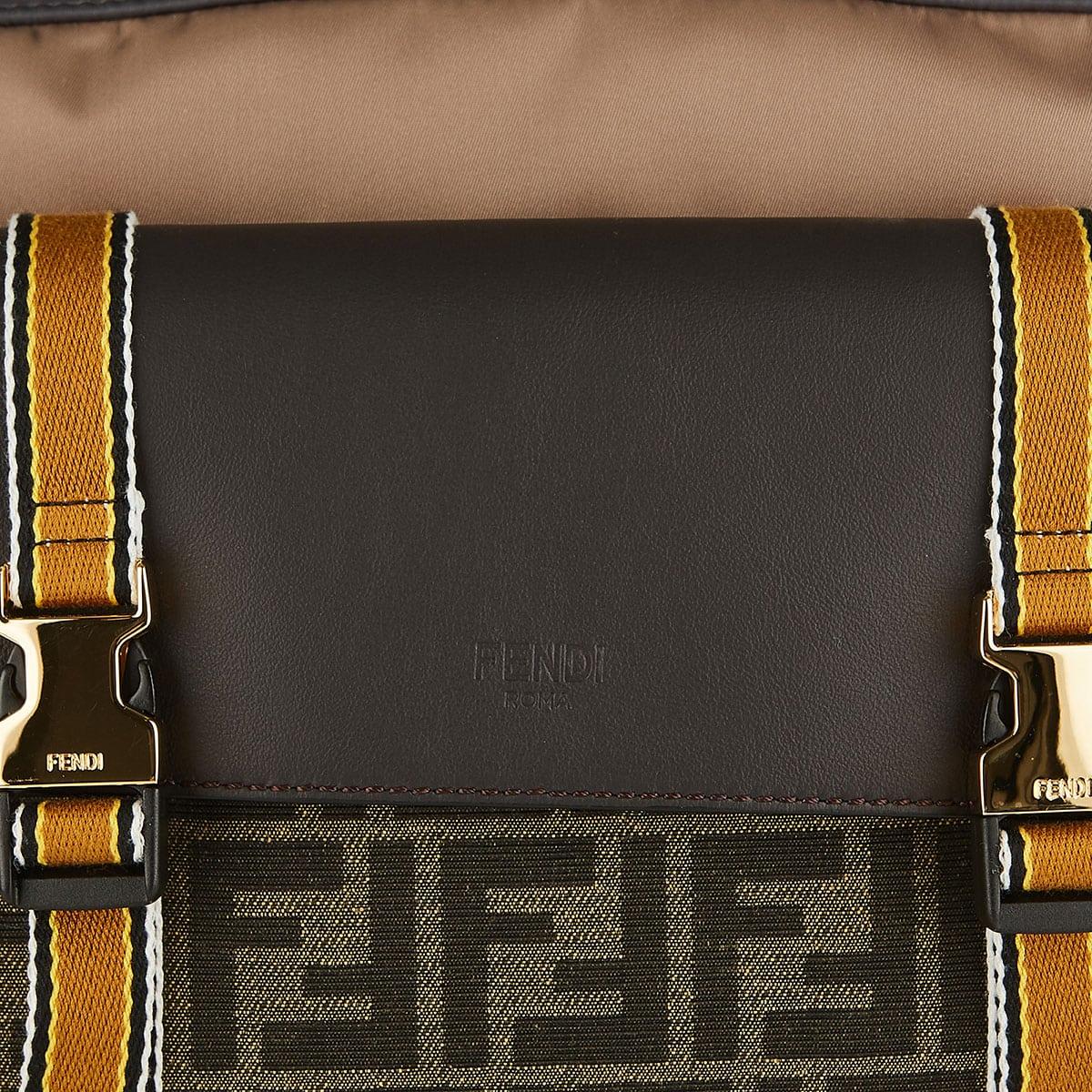 FF nylon backpack