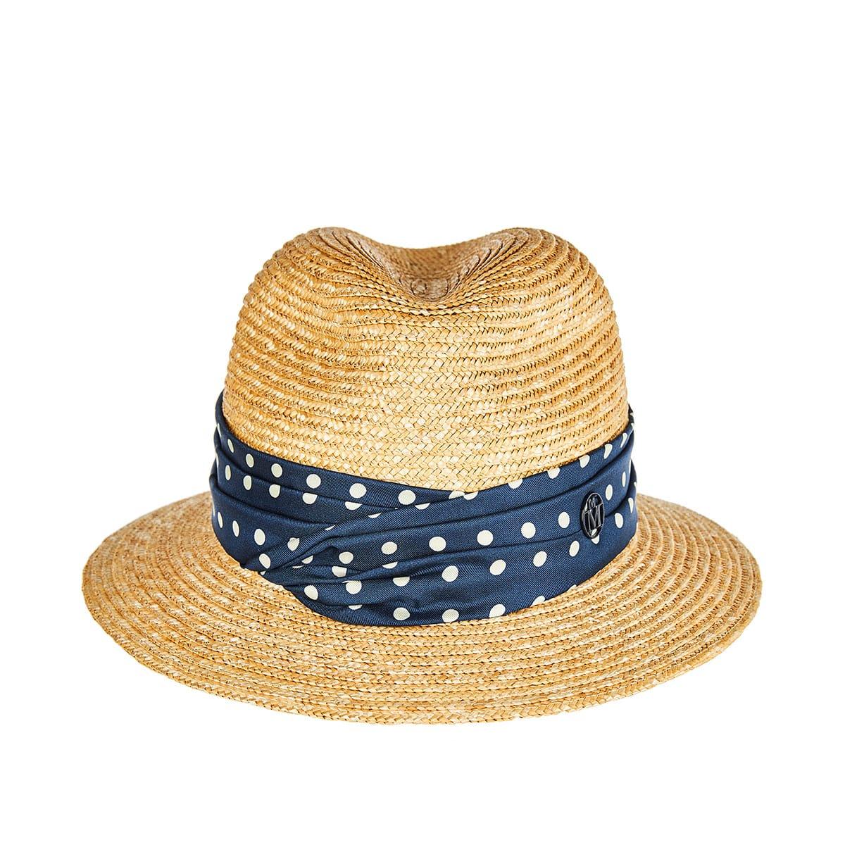 Bobbie straw hat