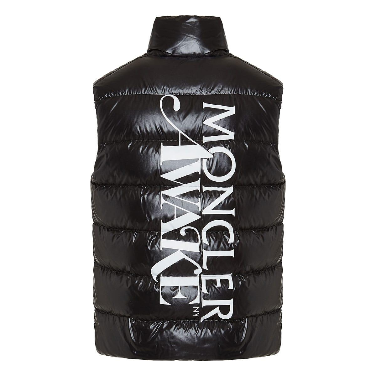 2 Moncler 1952 Parker down quilted vest