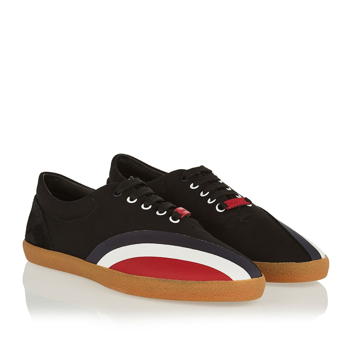 2 Moncler 1952 Regis canvas sneakers
