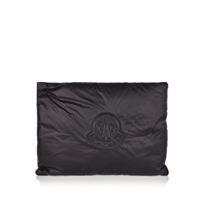 Padded logo laptop case