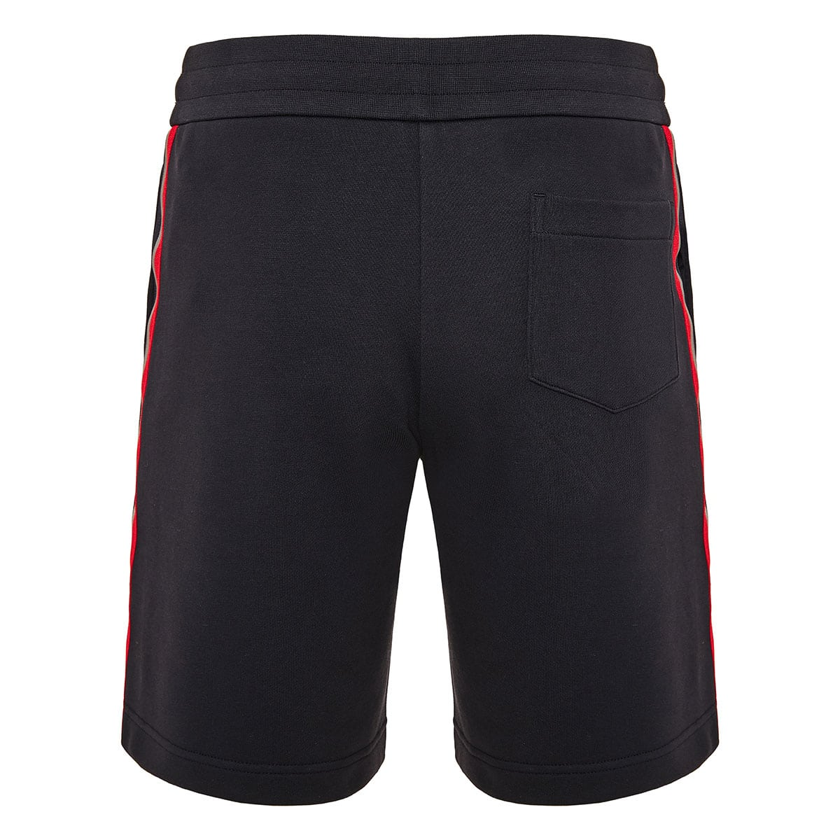 Striped bands track shorts