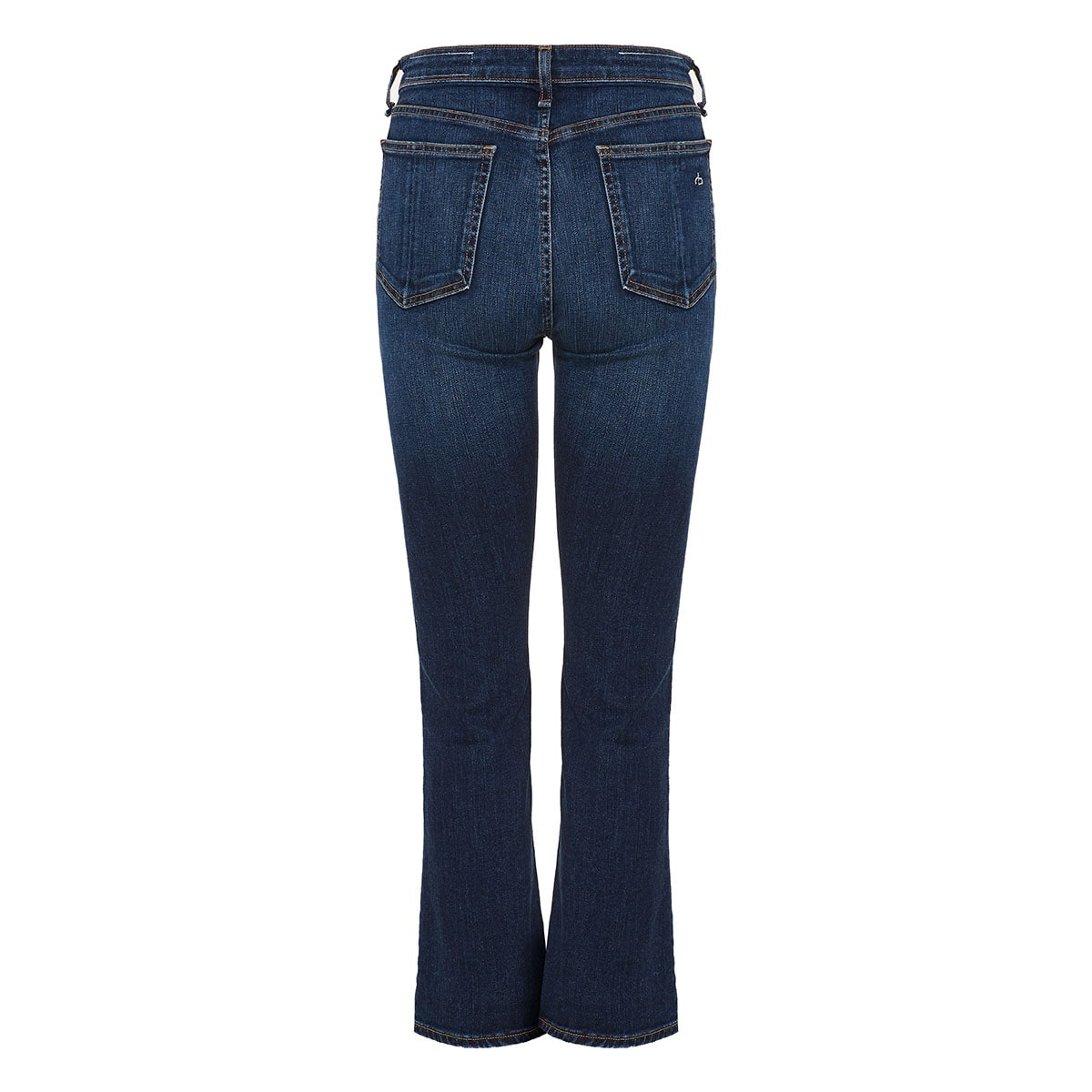 Nina flared cropped jeans