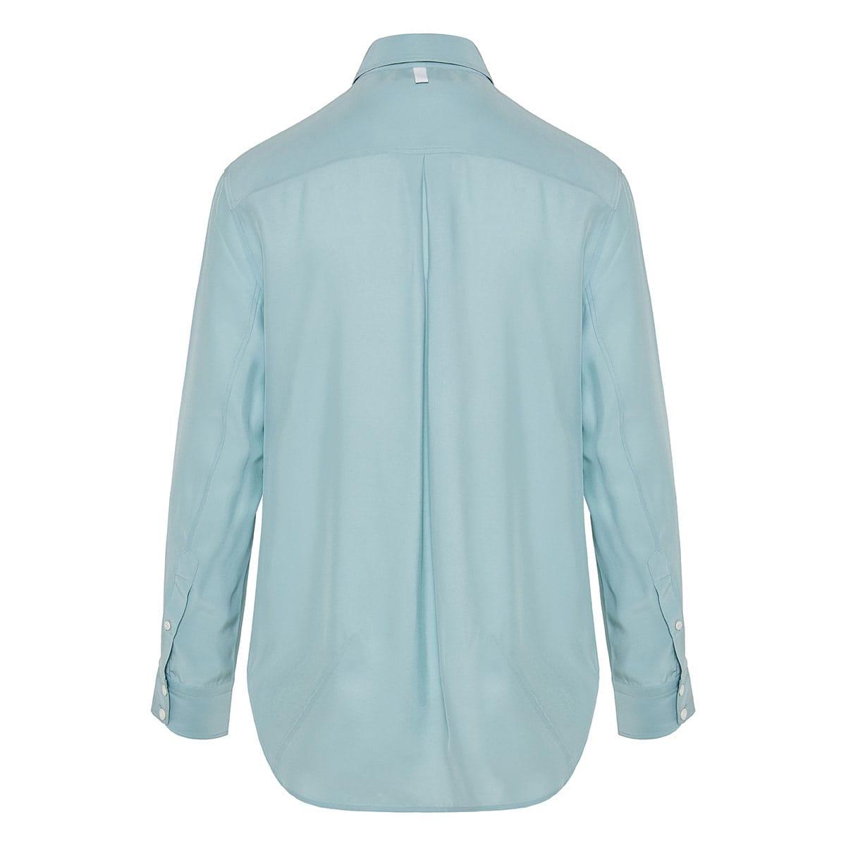 Anderson silk shirt