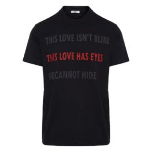 On Love logo t-shirt