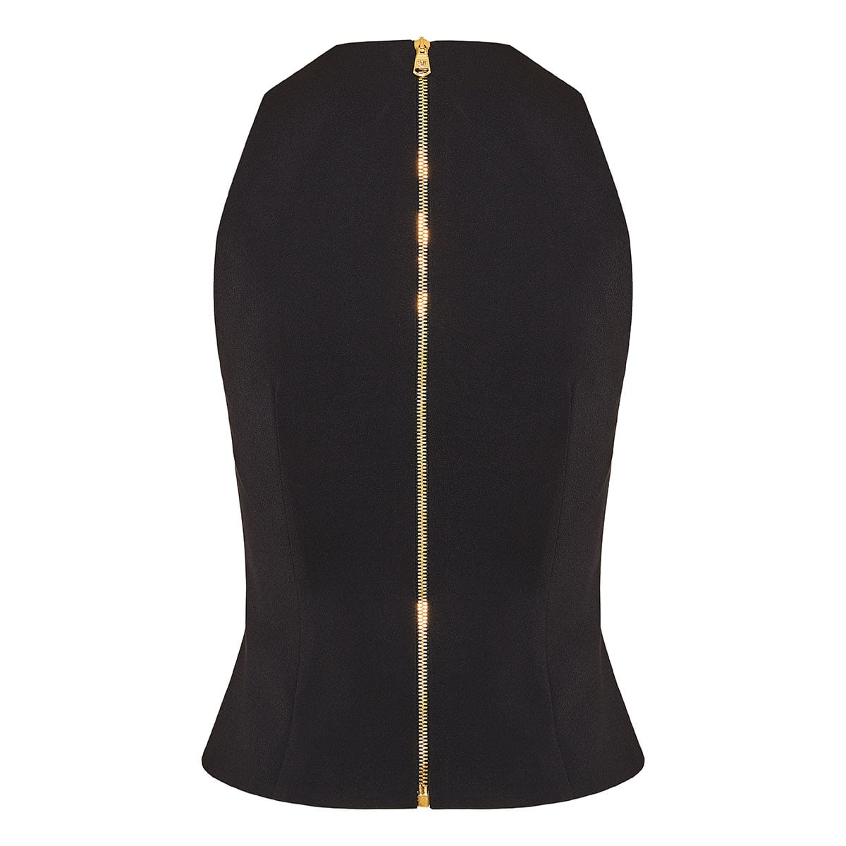 Square neckline bustier top