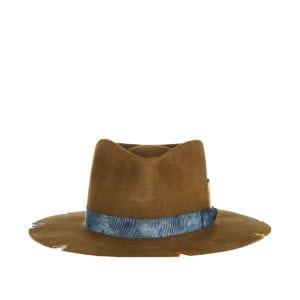 Whiskey Springs felt hat