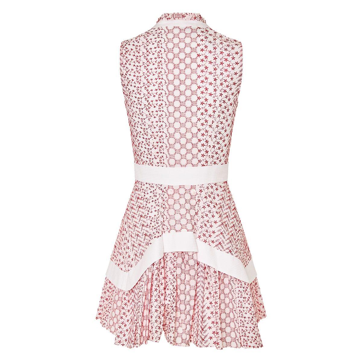 Suriya embroidered mini dress