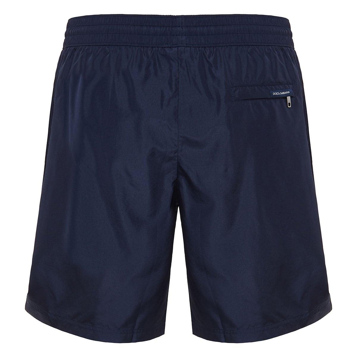 Nylon swim shorts