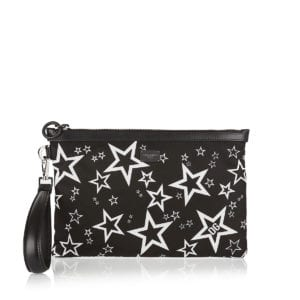 Millennials Star printed pouch