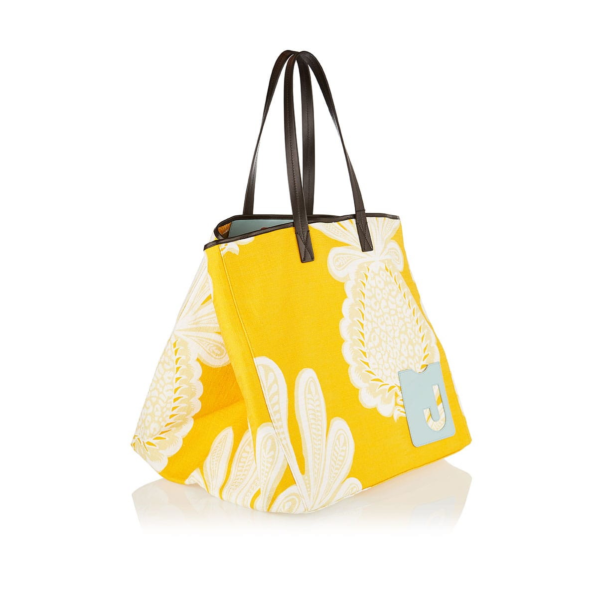 Big Mama oversized printed tote