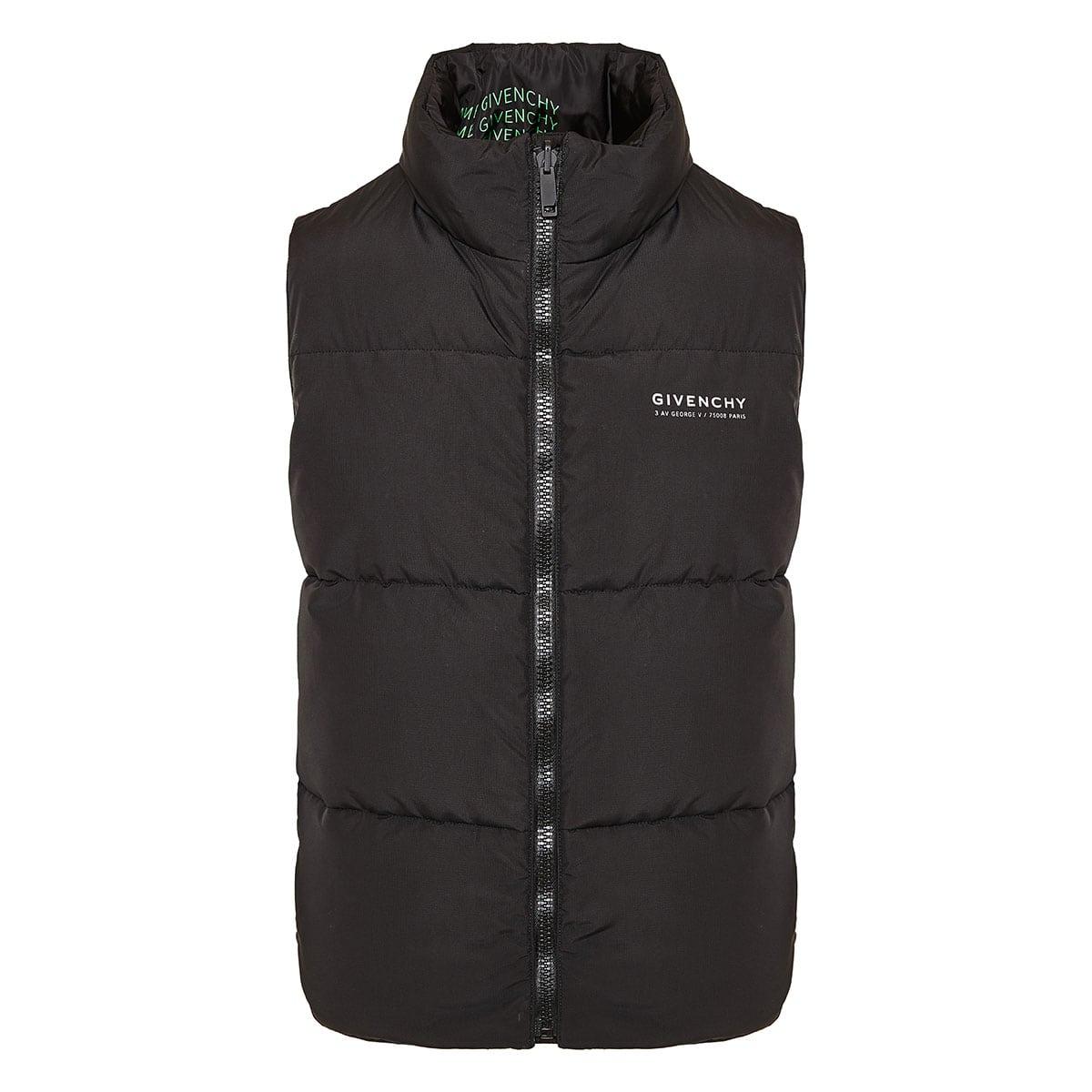Studio Homme Givenchy reversible vest