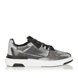 Wing hologram low-top sneakers