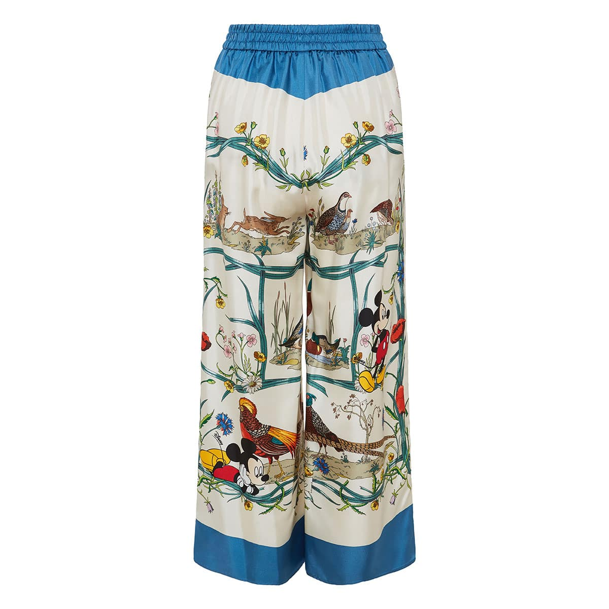 Disney x Gucci printed pyjama trousers