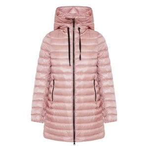 Rubis hooded quilted puffer jacket