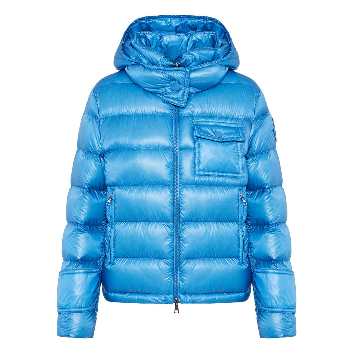 Turquin quilted puffer jacket