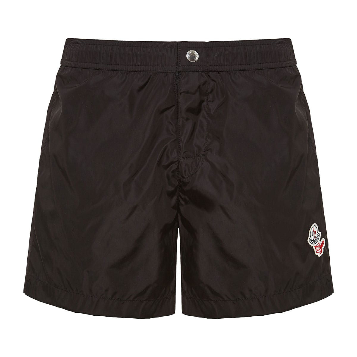 2 Moncler 1952 logo swim shorts