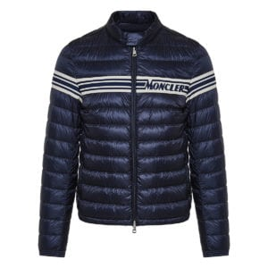 Renald down quilted logo jacket