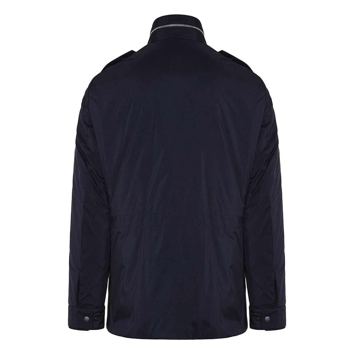 Padded nylon jacket