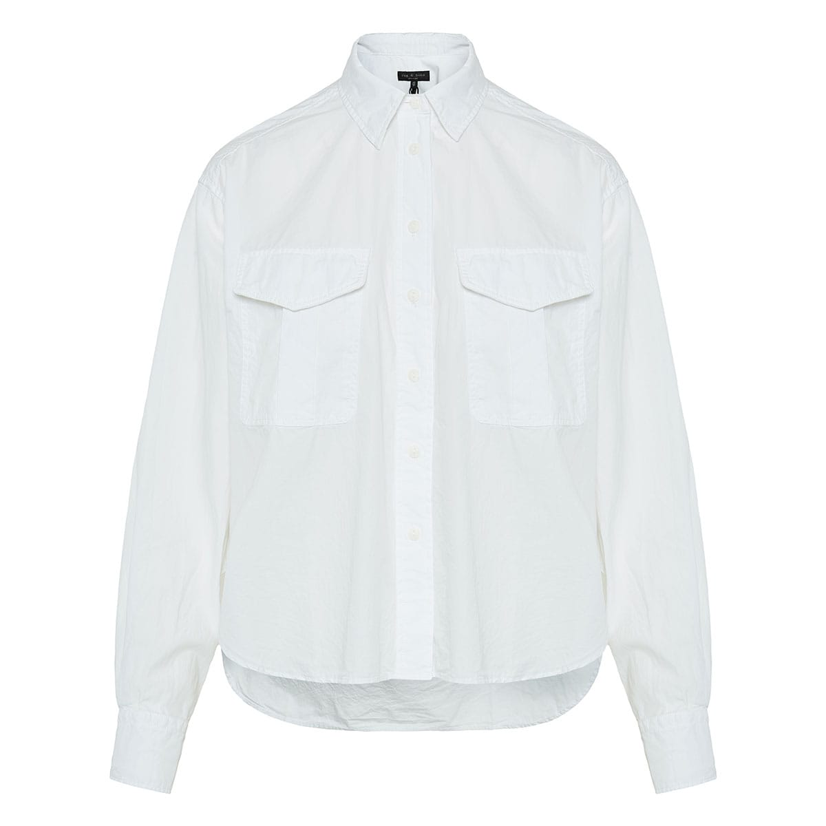 Florian cropped shirt